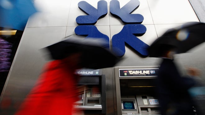 RBS Logo (Royal Bank of Scotland)