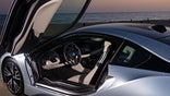 A look at some of the features in BMW's i hybrid, a unique car in the German automaker's lineup.