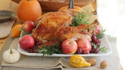 A Thanksgiving feast with all of the fixings will cost a little more this year, thanks to an increase in turkey prices.