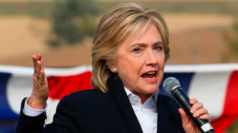 "Democratic presidential candidate Hillary Clinton unveiled her plan to combat the ""abuses of Wall Street"" in a statement released on Thursday."