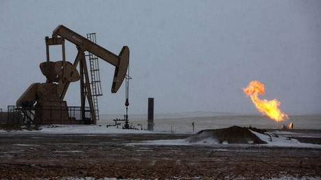 U.S. crude prices rose % after data showed the U.S. market was beginning to tighten, with falling supply and lower inventories.