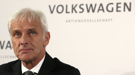 The Volkswagen CEO said in an interview with a German newspaper that the company would launch a recall in January and complete the fix by the end of next year.