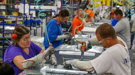 Midwestern manufacturing activity rose to its highest level since May in August, according to the most recent data from the ISM-Chicago.