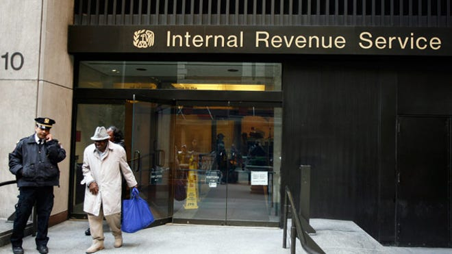 IRS Building New York City Reuters