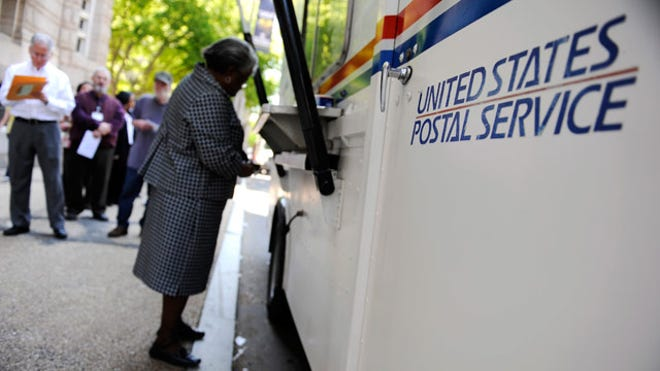 Post Office Mobile Unit Reuters