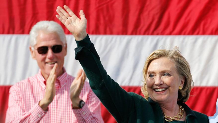 Bill Clinton, Hillary Clinton, Bill and Hillary