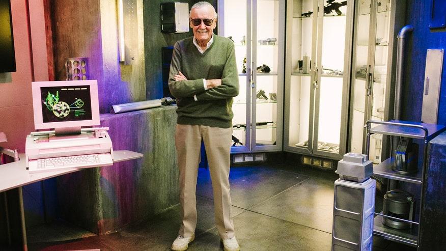 Stan Lee, Lee