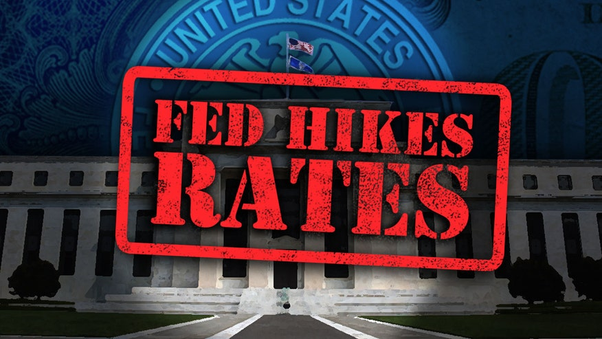 fed rate hike graphic
