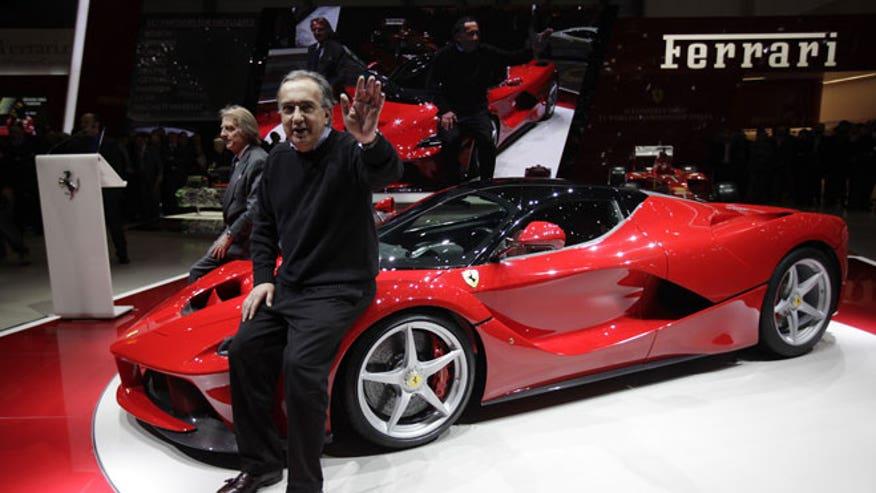 Ferrari, Sergio Marchionne
