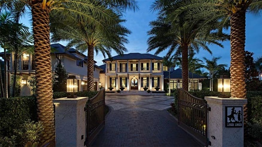 luxury home, mansion, naples florida, real estate