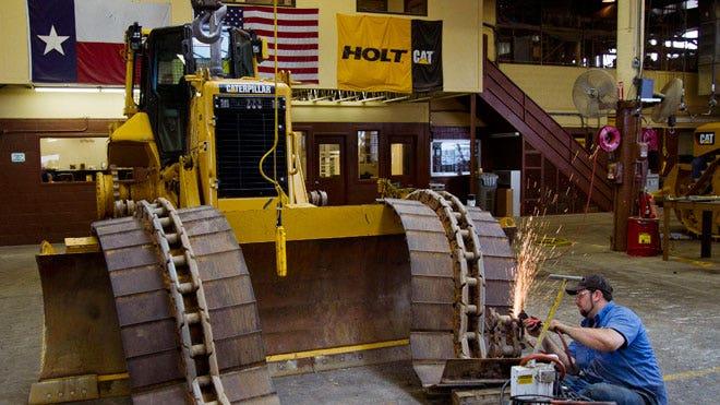Manufacturing, American Manufacturing, Bulldozer