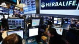 Herbalife, a maker of weight-loss and nutritional products, reported a % drop in quarterly profit as costs rose, sending its shares down % after the bell.