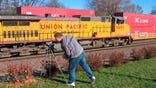 Union Pacific Corp, the largest publicly traded U.S. railroad, reported a  percent rise in quarterly profit, partly due to a rise in shipments at its agricultural products business.
