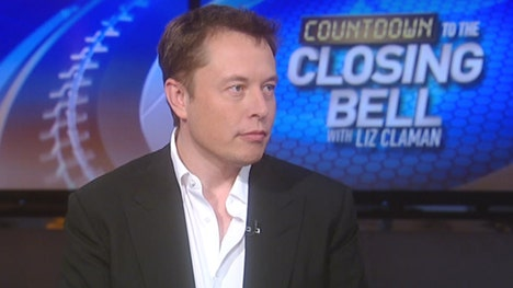 NASA's contract with SpaceX will take the space-transportation company to a new frontier, CEO Elon Musk said in an exclusive interview with FBN.