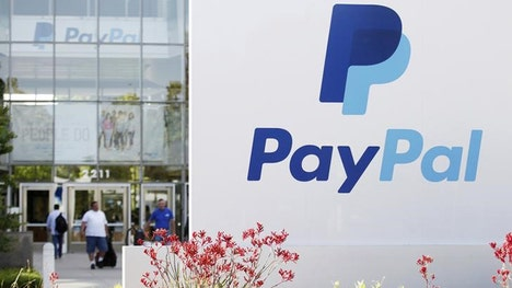 As PayPal's revenue growth continues to surge, the company's co-founder said the e-commerce space in a big market with continued growth potential.