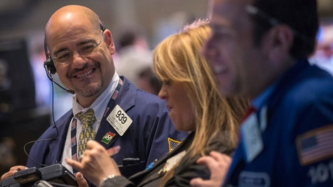 Wall Street kicked off December in a 'merry' mood as the health care and financials sectors led all  SP  sectors higher on the session.