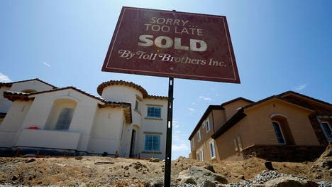 Contracts to buy previously-owned U.S. homes unexpectedly fell in June, casting a cloud over the housing market recovery.