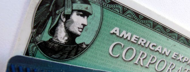 American Express Co. said President Edward Gilligan died after becoming seriously ill on a flight home to New York on Friday morning.