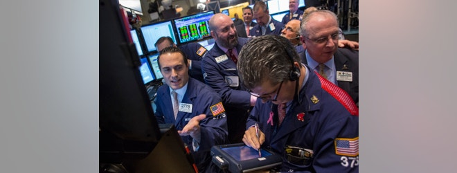 U.S. stocks rose on Wednesday, with the Nasdaq Composite setting a record closing high.