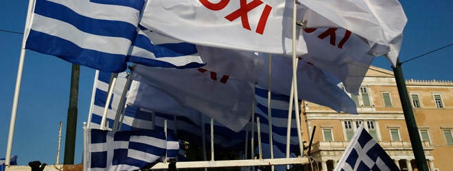 France and Germany told Greece to come up with serious proposals in order to restart financial aid talks, raising pressure on Prime Minister Alexis Tsipras to compromise.