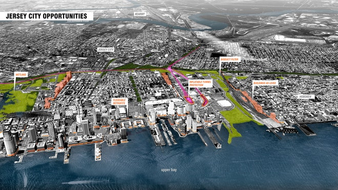 Story: Penn Design Coastal Flooding
