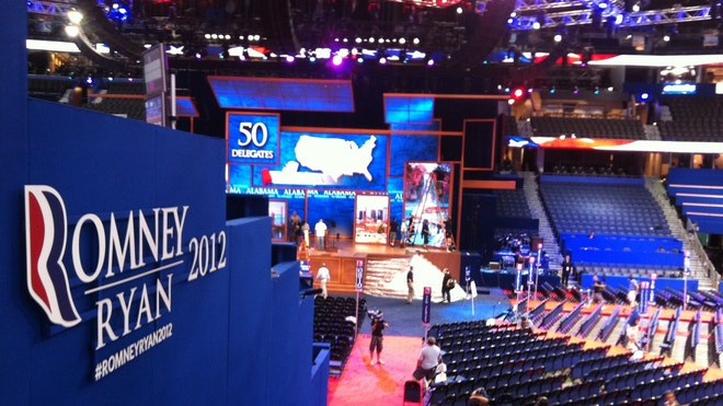 RNC Venue in Tampa