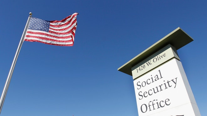Social Security Administration, Social Security, SSA