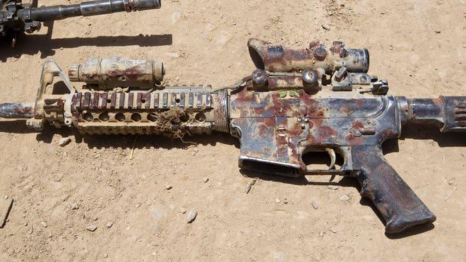 gun military