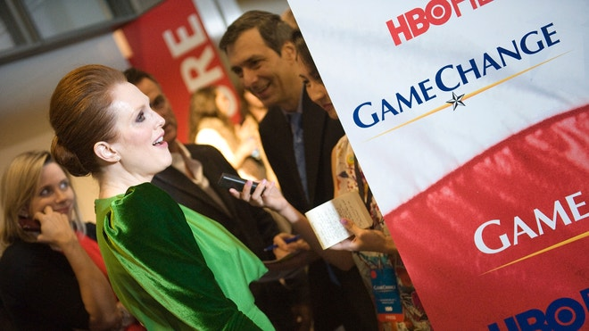julianne moore game change movie premiere