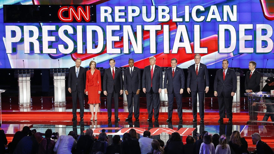 GOP Debate Liveblog: National Security Takes Center Stage