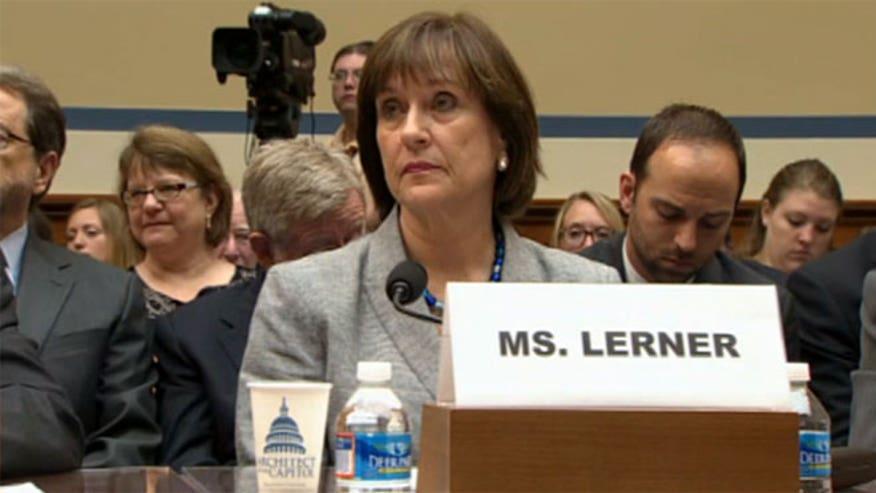 IRS Hearing, Lerner