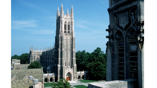 Duke University Masters Thesis