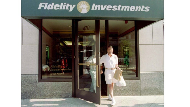 Fidelity Investments Office
