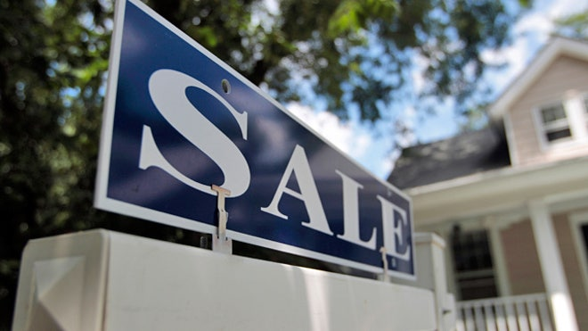 Home With For Sale Sign 02