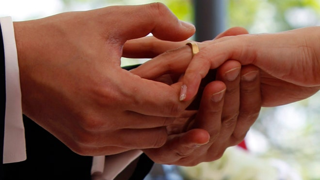 what is a wedding ring ceremony