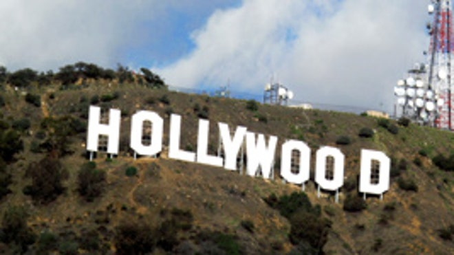 Hollywood Sign California 276