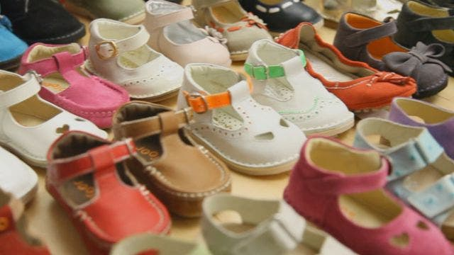 Bringing Social Responsibility to Children's Shoes | Fox Small Business Center