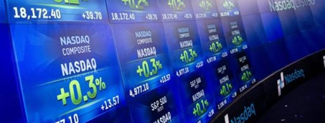 Following the Nasdaq's climb above , experts weigh in on whether the Nasdaq is heading into a bubble, citing the current downside risk in the market.