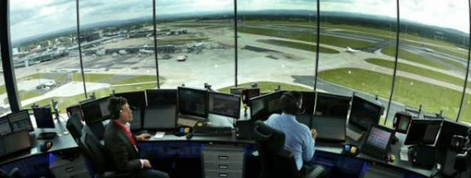As travel skyrockets to more than , commerical flights per day, the FAA must now hire at least  air traffic controllers per year for the next ten years.