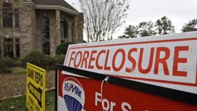 Foreclosure file photo