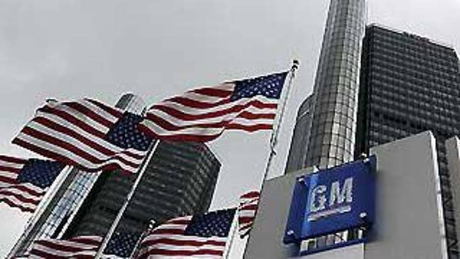 General Motors will file for Chapter 11 bankruptcy protection June 1. (AP)