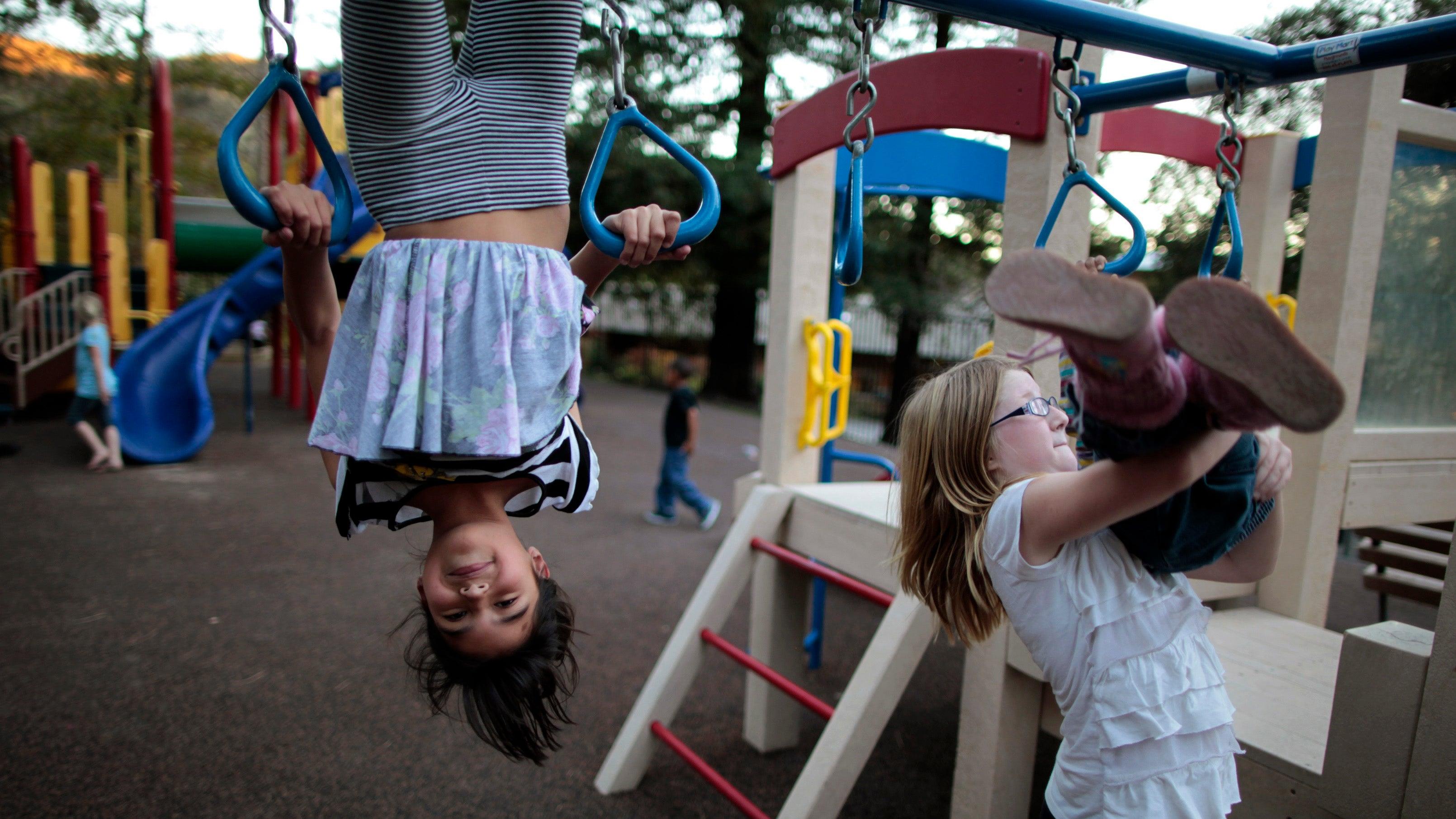 Pediatricians say kids need recess during school | Fox News