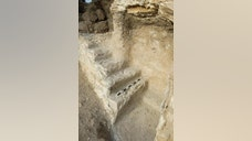 Archaeologists in Israel have discovered an ancient ritual bath, as well as a , year-old water cistern with some surprising graffiti.