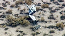 Virgin Galactic's SpaceShipTwo space tourism rocket crashed during a test flight over the Mojave Desert Friday, killing at least one of the two pilots aboard and seriously injuring the other.