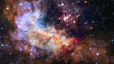 On April , , NASA launched the Hubble Space Telescope. The telescope rocketed into space aboard the shuttle Discovery, and now after  years of giving people a glimpse at some of the farthest reaches of outer space, Hubble has been honored by NASA with a week-long celebration. Here are some of the best views of the cosmos captured by Hubble.