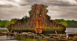 The 'Ghost Fleet of Mallows Bay' in pictures