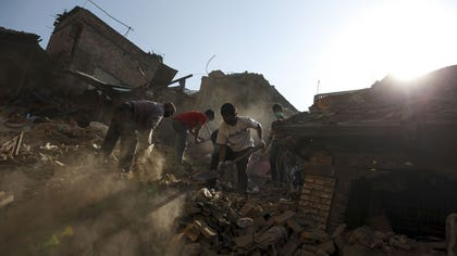 There is only a small window of time for relief workers in Nepal to put in place measures to protect people from deadly disease outbreaks, a senior United Nations Children's Fund (UNICEF) official said on Saturday.