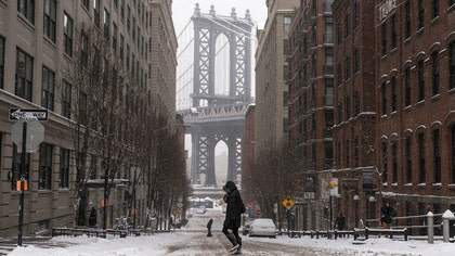 The record snow storm that was expected topummel the Northeaston Tuesday failed to live up to its epic billing in the New York/New Jersey region — though it did hammer much of New England — putting the weather models used to predict the blizzard into question.