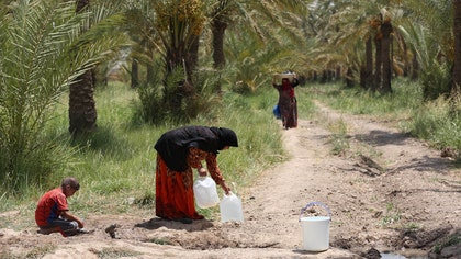 The Middle East has been sweltering under some of the hottest weather conditions ever seen, driven by an unusual combination of extreme heat and humidity.