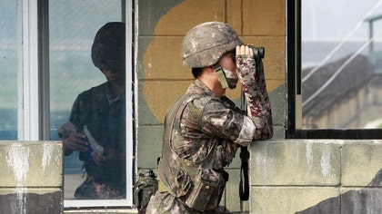 Game addicts in South Korea could be exempt from performing mandatory service in the country's military, according to a news report.